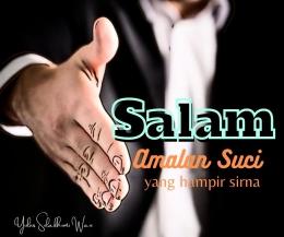 ilustrasi salam - dokpri