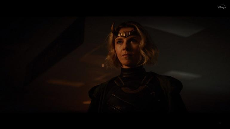 Lady Loki diperkenalkan dalam episode kedua Loki. Sumber : Disney+