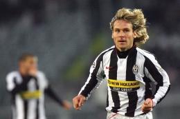 Pavel Nedved Legenda Juventus dan Ceko   bolalob.com