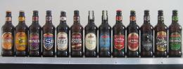 Produk bir botol dari Fuller's Brewery-Inggris. Sumber: matiasl / wikimedia