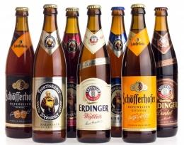 Bir-bir Jerman. Sumber: www.athomebrewer.com