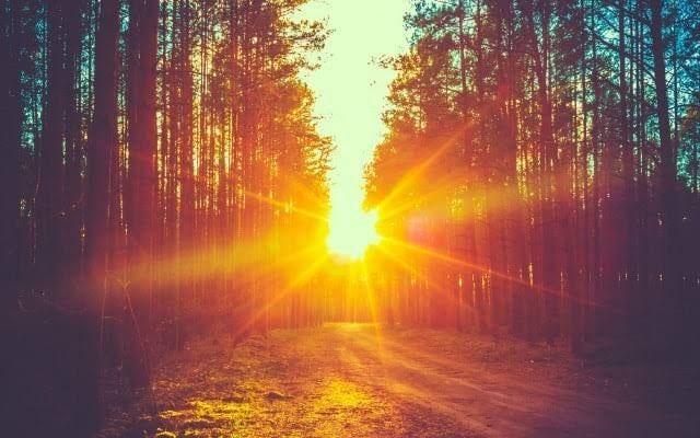 Ilustrasi Puisi:Pagi Menyemai Matahari. Sumber: kabartangsel.com