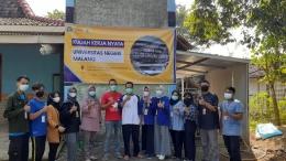 Dosen dan Mahasiswa Universitas Negeri Malang