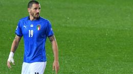 Leonardo Bonucci. (via goal.com)