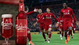Liverpool & Red Beer. Sumber: www.extra.ie