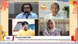 Ruang Publik KBR (dok. KBR Indonesia di Youtube)