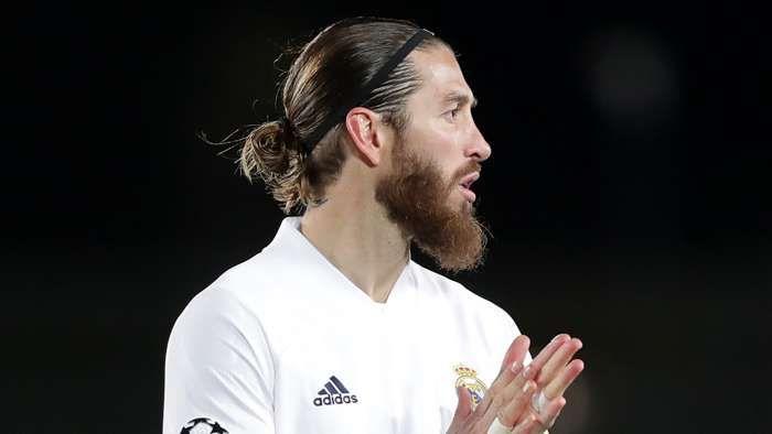 Sergio Ramos akan meninggalkan Real Madrid, klub yang telah dibelahnya selama 16 tahun. Sumber foto: Getty Images via Goal. com