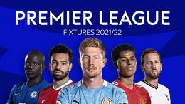 Premier League mueim 2021-2022 akan segera dimulai pada 14 Agustus 2021 (Foto Skysports)