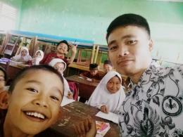 Ceria Bersama anak-anak SD. Dokpri