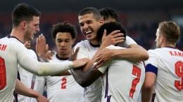 Timnas Inggris selangkah lagi (liputan6.com)