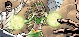 Karakter Enchantress Sylvie Lushton di komik Marvel. Sumber : Marvel