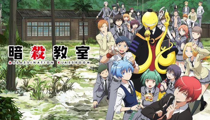 Ansatsu Kyoushitsu / animeloverzreview.blogspot.com