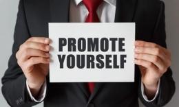 Promosikan diri (roomme.com)
