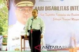 Hamid Basuki, Guruku Permataku / babel.antaranews.com