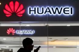 Ilustrasi logo Huawei. Sumber: businessinsider via Kompas.com