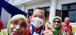 Bertemu Adang Daradjatun di Balai kota Malang 8