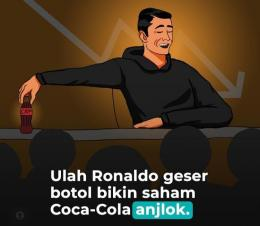 Kartun Ronaldo (dok.kumparan.com)