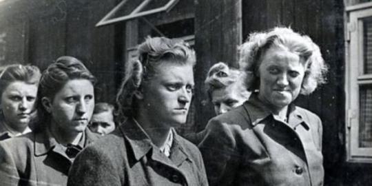 Wanita SS di Kamp Konsentrasi, Korban Eksploitasi atau Monster NAZI? (merdeka.com)