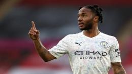 Sterling sudah sumbang 1 gol (inews.com)