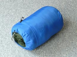 Ilustrasi sleeping bag (Sumber gambar: Pixabay/Hans)