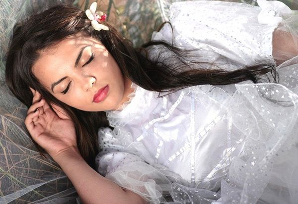 Posisi tidur mempengaruhi kesehatan (foto ilustrasi: pixabay.com/Adina Voicu)