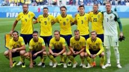 (Timnas Swedia Dok: m.tribunnews.com)