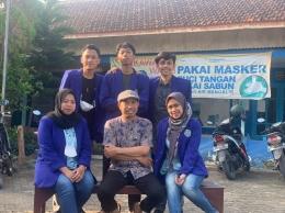 Kegiatan Peresmian KKN Desa Sumberbening 2021 kecamatan Bantur kabupaten Malang (Minggu, 30/05/2021) / dokpri