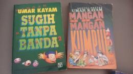 Karya Umar Kayam (DokPri)