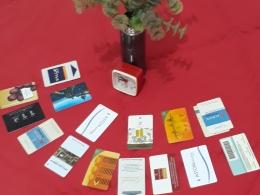 Kunci kartu digital memaksa kita taat pada peraturan hotel (Foto CelestineP)