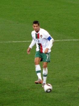 Ronaldo kapten Timnas Portugal yang menolak minum Coca Cola / pixabay.com