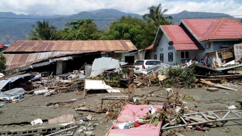 Indonesia Earthquake Facts / worldvision.org