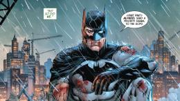 Batman, Superhero DC Favorit Saya   Dok. DC Comics