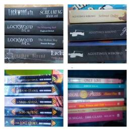 Sebagian Koleksi Buku | Dokumentasi pribadi