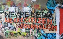 Ilustrasi citizen journalism  daenggassing.com