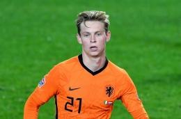 Frenkie de Jong. (via Getty Images)