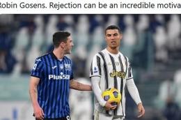 Gosens dan Ronaldo I Gambar : Bolasport.com