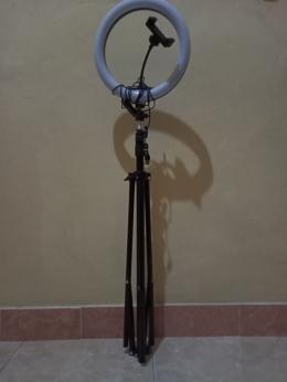 Lampu berkaki tiga (dok.pri)