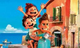 Giulia, Luca dan Alberto | Dok. Disney+