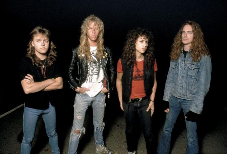 Masa Muda Metallica   Metallica.com