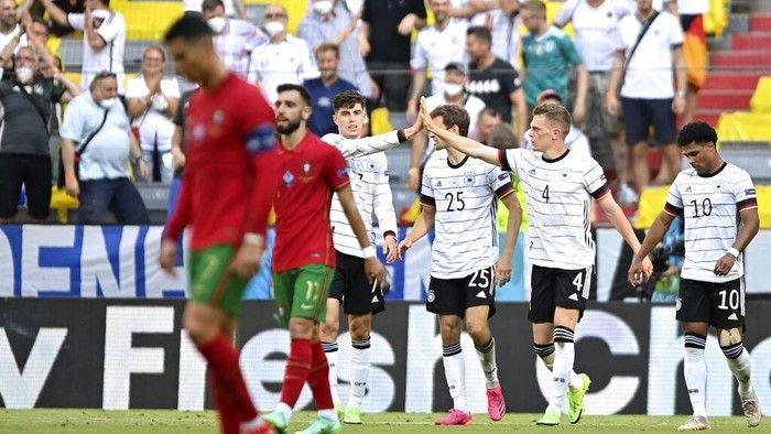 Cristiano Ronaldo dan Portugal (sport.detik.com)