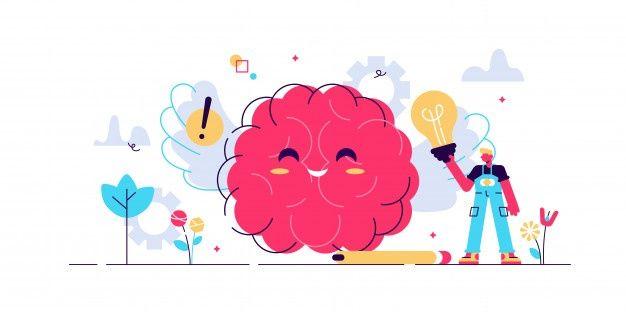 ilustrasi positive mind (sumber: freepik)