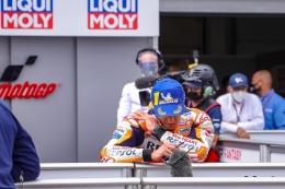 cederanya belum pulih (Dokumentasi motogp.com)