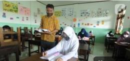 Foto pembelajaran: merdeka.com/Arie Basuki