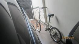 sepedaku/dok pribadi