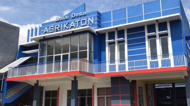 Gambar 1.1 Balai Desa Asrikaton