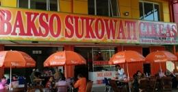 Bakso Sukowati, Cikeas, Bogor (Dokpri)