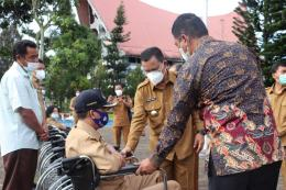 Potret ASN Penyandang Disabilitas. Foto: tobakab.go.id