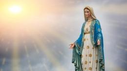 Mengenal Sosok Bunda Maria: Perempuan Pilihan Allah. | iKatolik