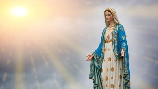 Ungkapan Syukur Maria kepada Allah.   iKatolik