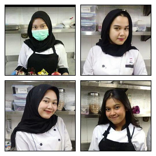 Kreasi foto trainee Dika, Ahya, Dinda dan Tika (foto hanif ahmad)